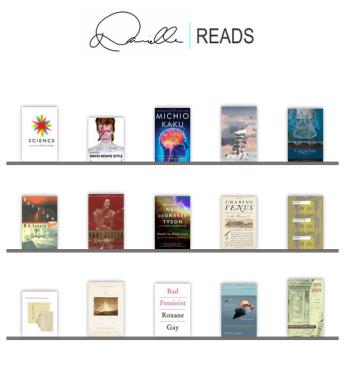 Thumbnail for Bookshelf