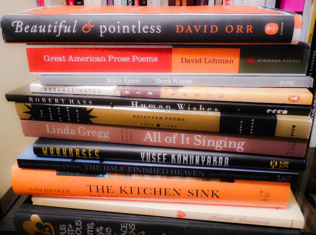 """PAGE ADDICTION  """"Binge"""" is a good word to describe the way I gobble up poetry books. https://poetryofdanielle.com/2014/10/06/3656/"""