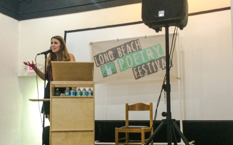 THE LONG BEACH POETRY FESTIVAL   I was honored to be a featured reader at this year's festival. https://poetryofdanielle.com/2014/10/21/3683/