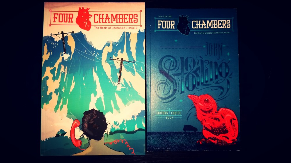 four chambers press