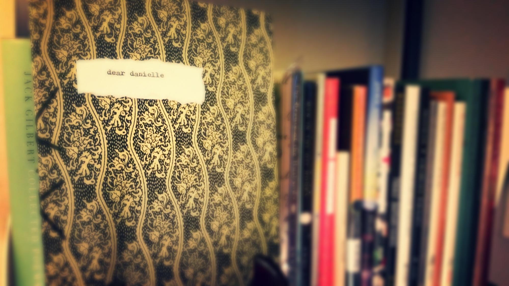 Handmade journal #bookarts